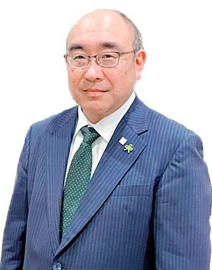 札幌市PTA協議会 会長 中野 吉朗
